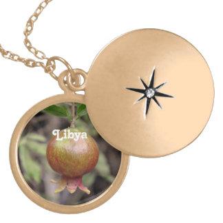 Libyan Pomegranate Lockets
