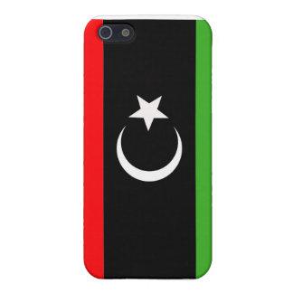 Libyan Rebel Flag Case For iPhone 5