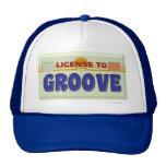Licencia de acanalar gorras de camionero