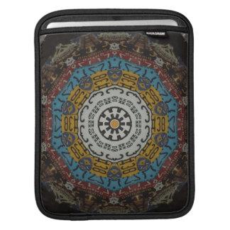 License Kaleidoscope iPad Sleeve