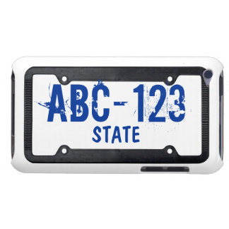 License Plate Case Cover