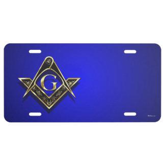 License Plate Classic SC Customize