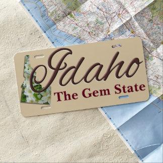 License Plate - IDAHO