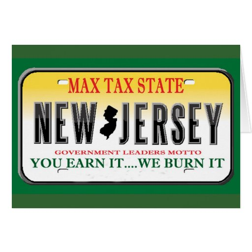 License Plates Cards