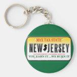 License Plates Keychain