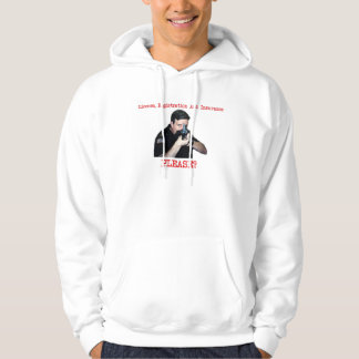 License Registration Hoodie