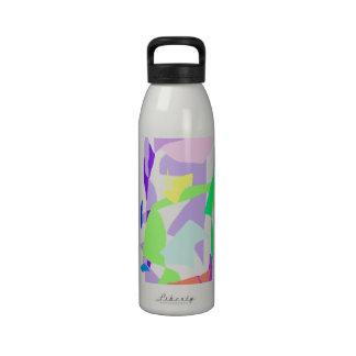 License Reusable Water Bottle