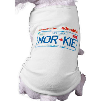 Licensed to be... MORKIE! T-Shirt
