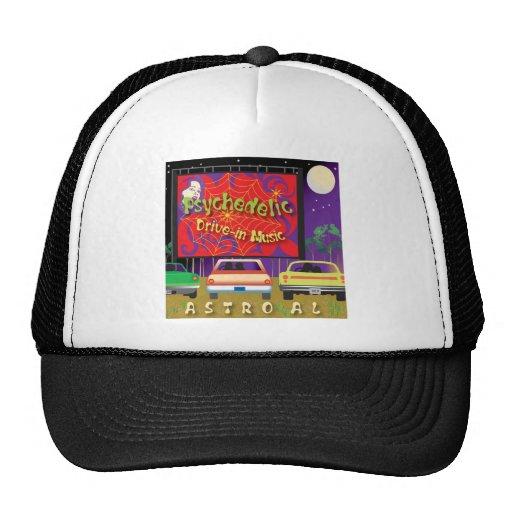 licenseplatedriveinMusic Mesh Hats