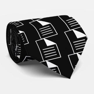 Licenses Graphic Tie
