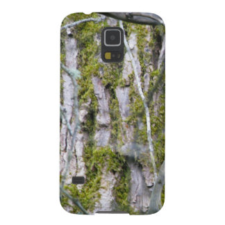 Lichen, Bark, and Branches Cases For Galaxy S5