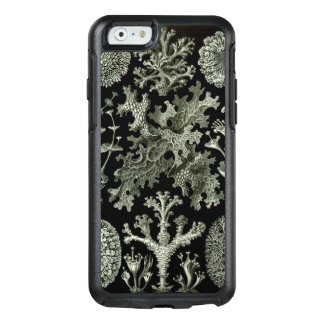 Lichen by Ernst Haeckel, Vintage Nature Plants OtterBox iPhone 6/6s Case