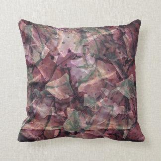 Lichen Deco Throw Pillow