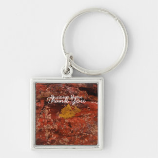Lichen in the Desert; Promotional Keychain