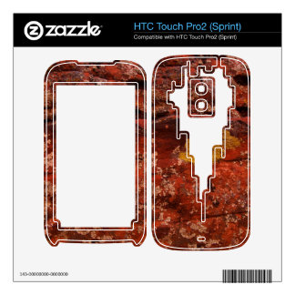 Lichen in the Desert HTC Touch Pro2 Skin