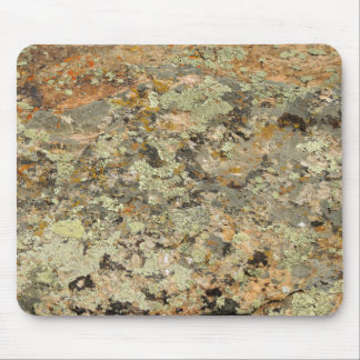 Lichens and Moss Mouse Pad