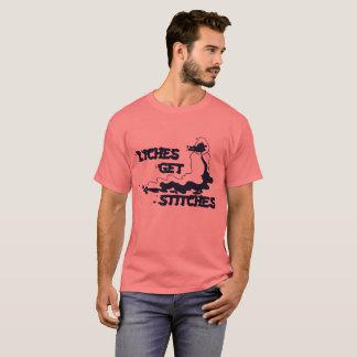 """""""Liches Get Stitches"""" T-Shirt"""