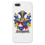 Lichtenberg Family Crest Cover For iPhone 5