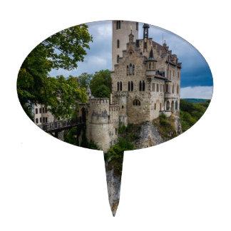 Lichtenstein Castle - Baden-wurttemberg - Germany Cake Topper