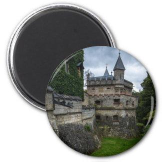 Lichtenstein Castle  - Baden Wurttemberg - Germany Magnet