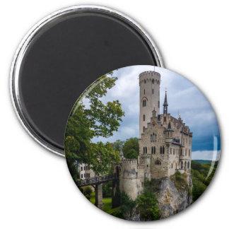 Lichtenstein Castle - Baden-wurttemberg - Germany Magnet