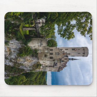 Lichtenstein Castle - Baden-wurttemberg - Germany Mouse Pad
