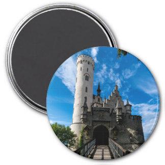 Lichtenstein Castle - Baden-wurttemberg Magnet