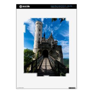 Lichtenstein Castle - Baden-wurttemberg Skins For iPad 3