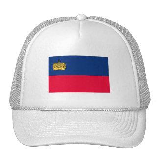 Lichtenstein Flag Trucker Hat