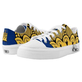 Lichtenstein Low-Top Sneakers