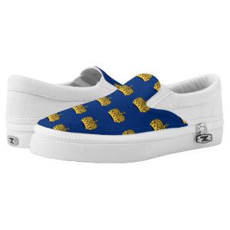 Lichtenstein Slip-On Sneakers