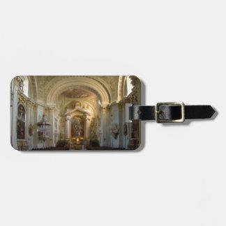 Lichtental Church Vienna Austria Luggage Tag