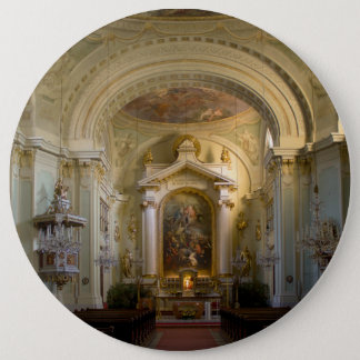 Lichtental Church Vienna Austria Pinback Button