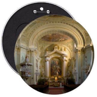 Lichtental Church Vienna Austria Pinback Button