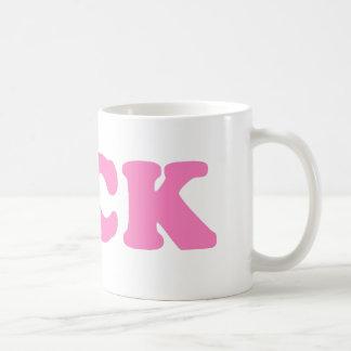 Lick. Classic White Coffee Mug