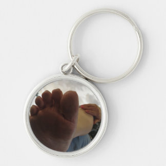 LICK MY FOOT KEYCHAIN