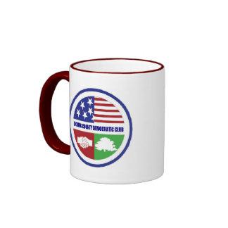 Licking County Democratic Club ... Ringer Coffee Mug