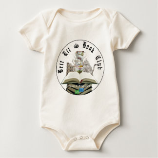 Licking County Library: Brit Lit Apparel Baby Bodysuit