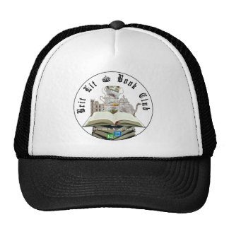 Licking County Library: Brit Lit Apparel Trucker Hat