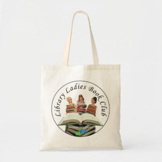 Licking County Library: Library ladies Book Club Tote Bag