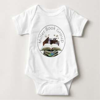 Licking County Library: Miller Book Group Apparel Baby Bodysuit