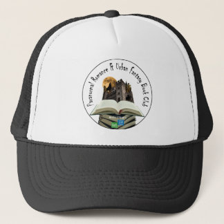 Licking County Library: Paranormal/Urban Apparel Trucker Hat