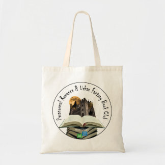 Licking County Library: Paranormal/Urban Book Club Tote Bag
