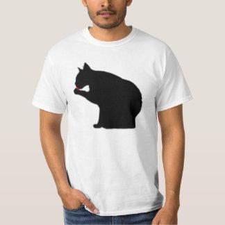 Licking Kitty T-shirt