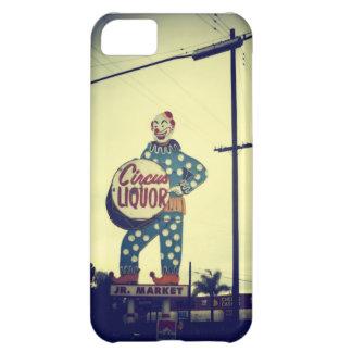 Licor del circo carcasa para iPhone 5C