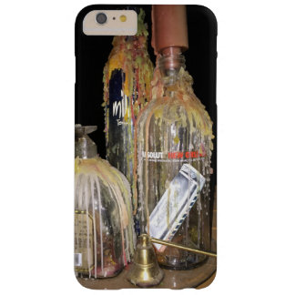 Licores y velas funda para iPhone 6 plus barely there