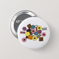 Licorice Allsorts All Sorts Liquorice Candy Sweets Button