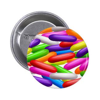 Licorice Button