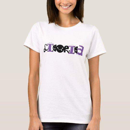 Licorice/Cherry T-Shirt
