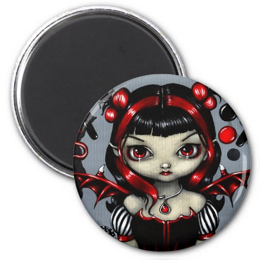 """""""Licorice Fairy"""" Magnet"""